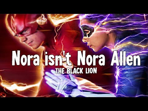 Nora Allen isn't Nora Allen - The Flash Season 5