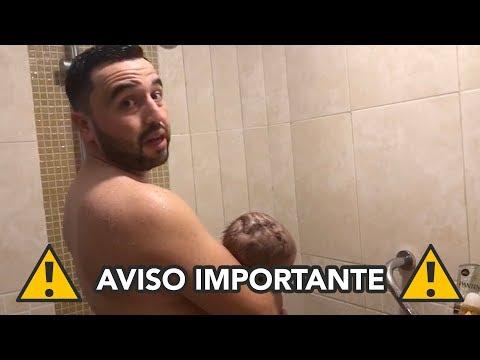 Mike Salazar - No bañen a sus bebés en la regadera