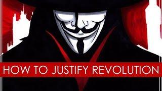 V for Vendetta: Justifying Revolution - video essay [Political Philosophy]