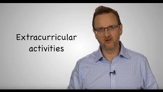 Why are extra curricular activities so important?