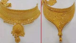 Latest Gold Necklace Designs Huge Collection