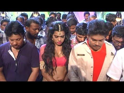 Kedi No. 1 Movie Team Pays Respect To Hari Krishna