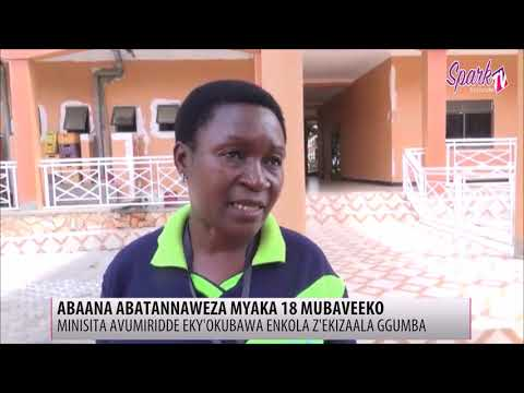 Gavumentu yeralikiridde olwomuwendo gwabawala abafuna embuto okweyongera
