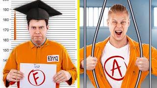 My Teacher Runs a Prison! My College Is a Prison!