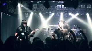 Trivium - 12 - Drowned And Torn Asunder - Live at Melodka, Brno 2012