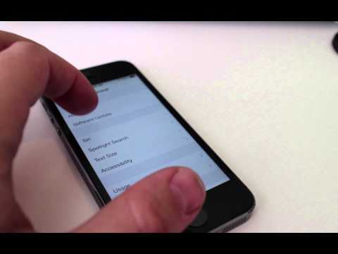 How To Jailbreak Your Phone For iOS 7.0.5