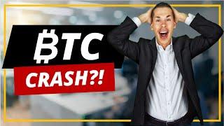 Wird es bald ein Bitcoin-Absturz geben?