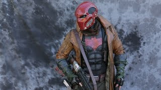 The Road to Red Hood- Part 11: The Red Knightmare!