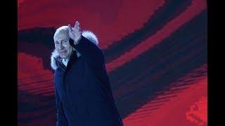 Putin cruises to landslide election win - VIDEO