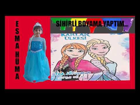 Download Sihirli Boyama Yaptimelsa Magic Painting By Esma