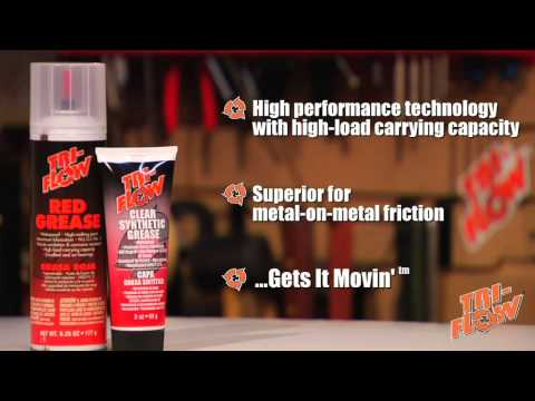Tri-Flow Grease How To Video with Jeff Lenosky