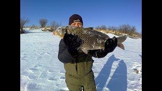 Зимняя рыбалка на амуре в хабаровске