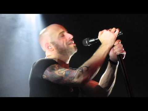 Daughtry - Broken Arrows LIVE @ Roxy, Prague (2014-03-16)