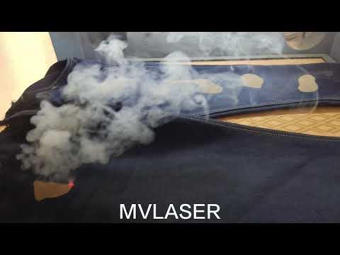 CO2 Galvo Head Laser Engraving Machine