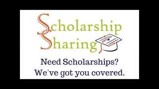 Need a Scholarship? We've got you covered