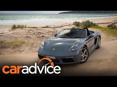 2016 Porsche 718 Boxster Review | CarAdvice