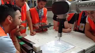 Patentino della robotica