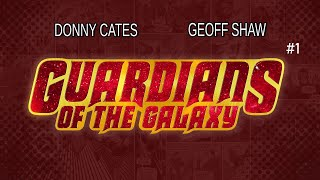 VIDEO: GUARDIANS OF THE GALAXY #1 Launch Trailer