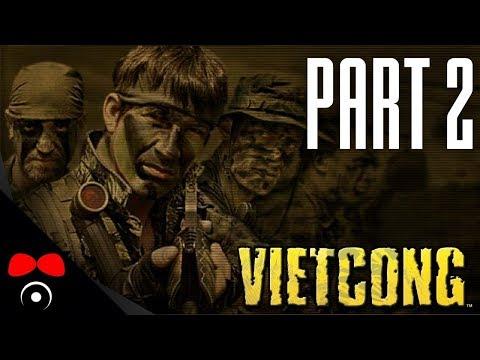 ÚDOLÍ MNOHA RIPŮ! | Vietcong #2
