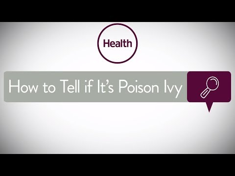 How To Tell If It's Poison Ivy | Health