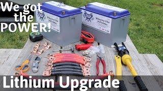 RV Lithium Battery Upgrade - Battle Born Batteries - Full Time RV Living