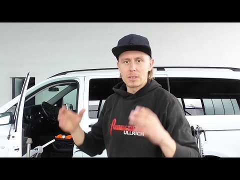 Dellen entfernen | EXTREM |  Kleber vs. Mercedes | Dellen kleben am Limit | Ausbeultechnik Ullrich