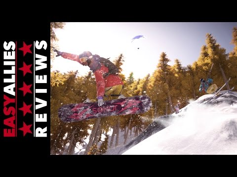 Steep - Easy Allies Review - YouTube video thumbnail