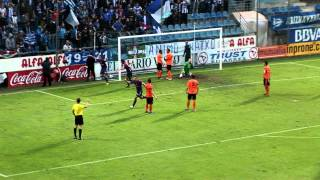 preview picture of video 'Eibar 3-1 Alaves. Resumen del partido. Jornada 6 Grupo II Segunda B.'