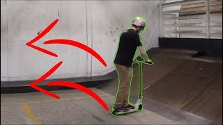 HOW TO FAKIE A SCOOTER! Trick Tutorial Tuesdays