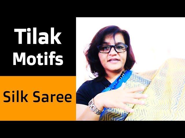 106 Tilak Motifs in Kanjivaram Silk Saree Online   Sarees are my passion Since 2016
