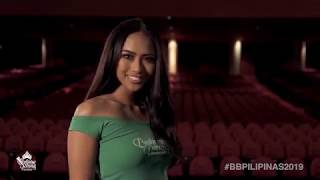 Denielle Joie Magno Binibining Pilipinas 2019 Introduction Video
