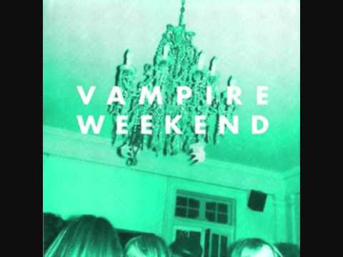 vampire weekend-  A punk lyrics