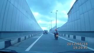 Подборка  ДТП с мотоциклами  Аварии  Подборка