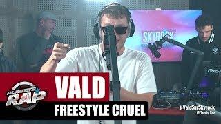 Vald   Freestyle Cruel #RecordBattu #PlanèteRap