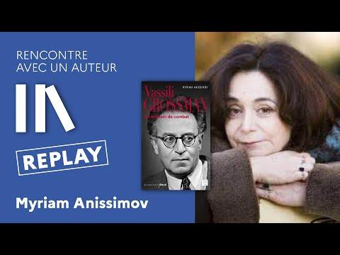 Vidéo de Myriam Anissimov