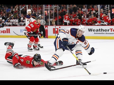 Reviewing Oilers vs Blackhawks Game Three