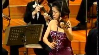 Kyung Wha Chung plays Beethoven Romance No.1