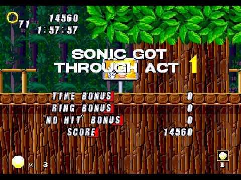 Download Sonic 2 Retro Remix Music Mystic Wood Zone Act 2 Video 3GP