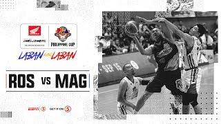 [Sport5]  Full Game: G4: Rain or Shine vs. Magnolia | PBA Philippine Cup 2019 Semifinals