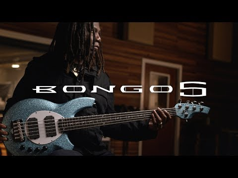 Ernie Ball Music Man Minute: Bongo 5 Aqua Sparkle (ft. Philip Bynoe)