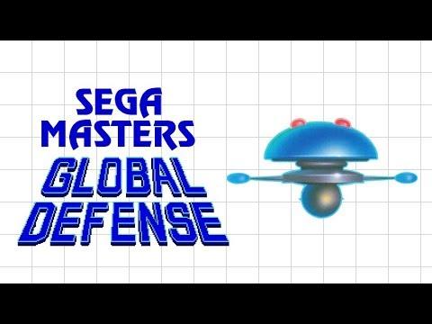 Global Defense (1988 Sega)   Sega Masters #46