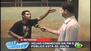"""#MinasUrgente Homem Conhecido Como """"Ladrão Cara De Pau"""" Volta A Ser Detido Em Uberlândia"""