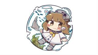 【艦これ】MagicberryFields Kia - Lucky Girl ~ゆきかぜのうた~ (Yukikaze's Song) [English Sub]