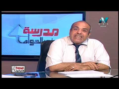 رياضة 3 ثانوي استاتيكا حلقة 22 ( مراجعة ليلة الامتحان ج6 ) أ ماهر نيقولا أ خالد عبد الغني 14-06-2019