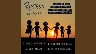 Recess (feat. Fatman Scoop and Michael Angelakos) (Flux Pavilion Remix)