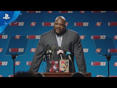 NBA 2K18 - Legend Edition Reveal Trailer | PS4 thumbnail