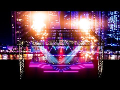 Sân khấu 3D TIKI by Lý's Studio
