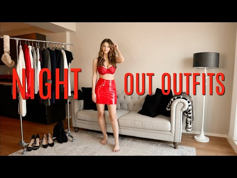 Night Out Outfit Ideas 2019 | Going Out Lookbook