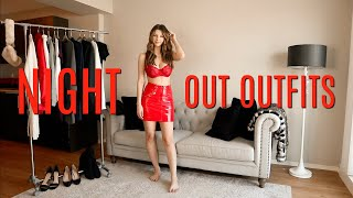 Night Out Outfit Ideas 2019   Going Out Lookbook