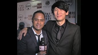 Brian A. Metcalf interview with Tyrone Tann at The Lost Tree premiere at the TCL Chinese Theatres